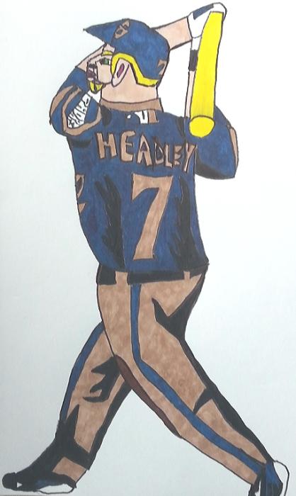 Chase Headley par armattock